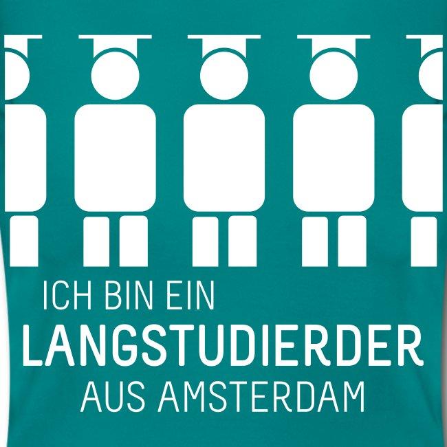 aus Amsterdam (Shirt - Dames)