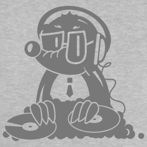 the Mole as a DJ Baby Shirts  - Baby T-Shirt