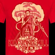Design ~ Hail To The Kim, Baby! Men's Tee