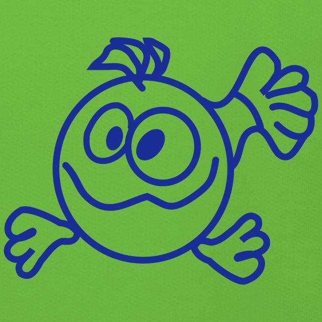 Kinderkapuzenpulli foolfish