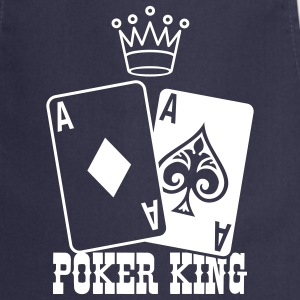 Poker King  Aprons - Cooking Apron