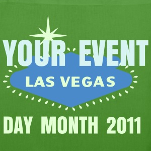 DESIGN SOUVENIRS FOR YOUR LAS VEGAS EVENT - EarthPositive Tote Bag