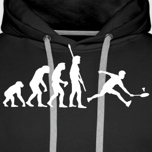 evolution_badminton_022011_a_1c Hoodies & Sweatshirts - Men's Premium Hoodie