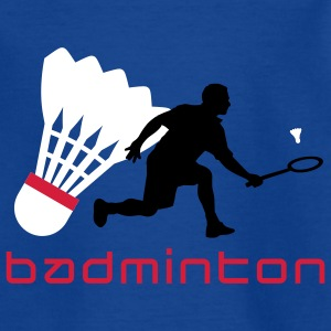 badminton_022011_y_3c Shirts - Teenage T-shirt