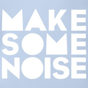 Make Some Noise - Baby Bio-Kurzarm-Body