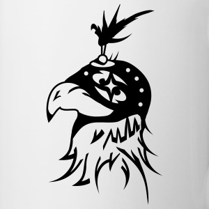 A falcon with hood for hawking Mugs  - Mug
