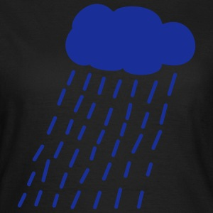 Regen T-Shirts - Frauen T-Shirt