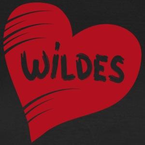 Herz Wild 1 rot