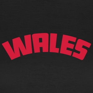 wales T-Shirts - Frauen T-Shirt