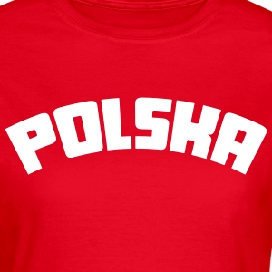 polska T-Shirts - Frauen T-Shirt