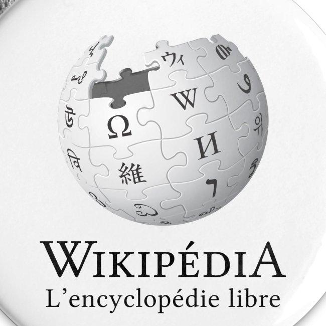 Badges Wikipédia
