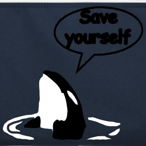 save_yourself Tassen - Retro-tas