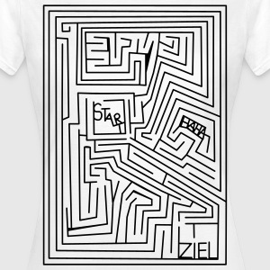 labyrinth T-Shirts - Frauen T-Shirt