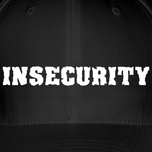 INSECURITY cap - Flexfit Baseball Cap