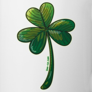 Saint Paddy's Day Clover Mugs  - Mug