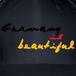 Germany is beautiful Caps & Mützen - Flexfit Baseballkappe
