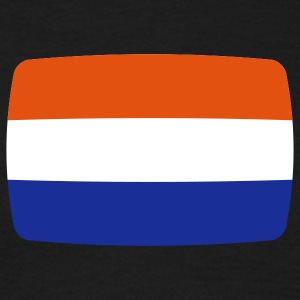 Netherlands Holland Flag Holland Netherlands Nederland Dutch flag Dutch  T-Shirts - Men's T-Shirt