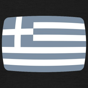 Greece Flag Greece Ellas Flag Elláda Greek  T-Shirts - Men's T-Shirt
