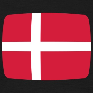 Denmark Flag Denmark Danmark Danish flag  T-Shirts - Men's T-Shirt