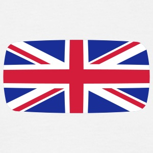 United Kingdom Flag United Kingdom Flag United Kingdom English British  T-Shirts - Men's T-Shirt