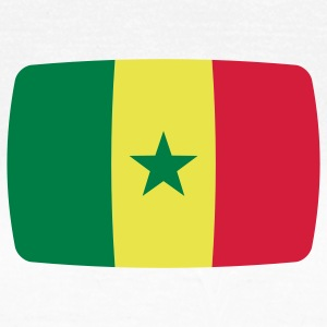 Senegal flag Senegal Senegalese Flag  T-Shirts - Women's T-Shirt