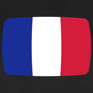 France flag France flag France République Française French  T-Shirts - Women's T-Shirt