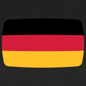 Germania Bandiera della Germania Germania Bandiera tedesco T-shirt - Maglietta da donna