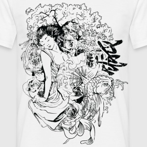 japanese girl T-shirts - T-shirt Homme