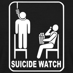 Suicide Watch T-Shirts - Männer T-Shirt