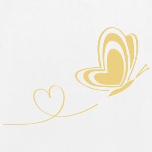Schmetterling Herz Flügel Liebe Herzen verliebt