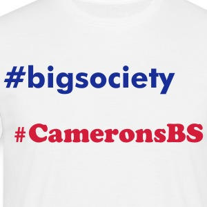 #bigsociety #BIGCON - Men's T-Shirt