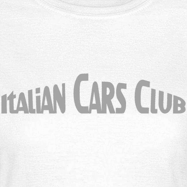 T-shirt Italian Cars Club