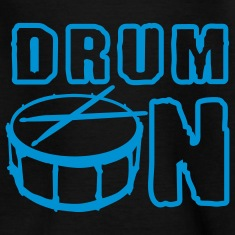drum_on_a_1c Shirts