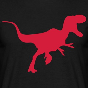 t-rex t rex dinosaur animal T-Shirts - Men's T-Shirt