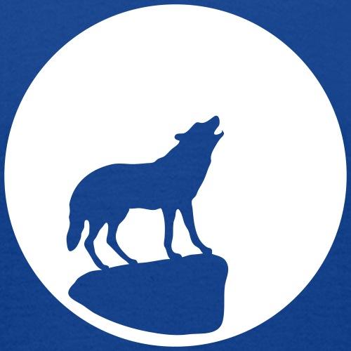 Wolf Mond Vollmond heulen
