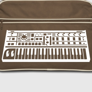 Synthesizer Bags  - Retro Bag