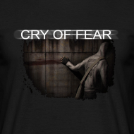 Design ~ Cry of Fear T-shirt v2