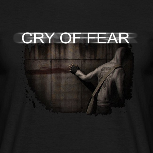 Cry of Fear T-shirt v2