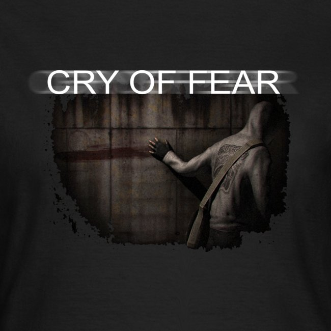 Cry of Fear T-shirt v2 (Woman)