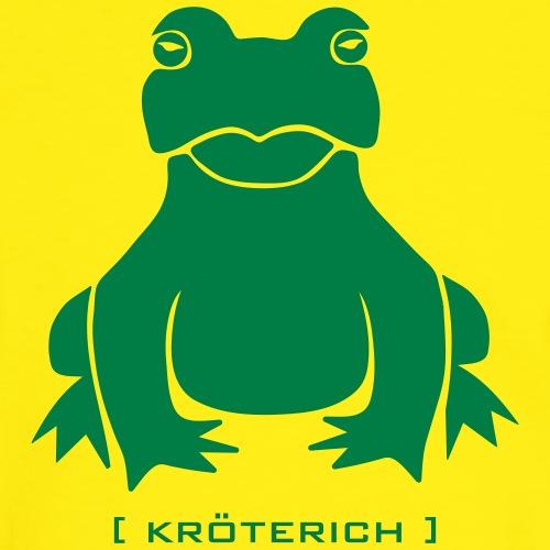 Frosch Kröte Kröterich