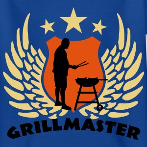 grillmaster_022011_g_3c Shirts - Teenager T-shirt