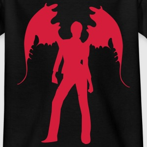 angel sexy woman sex Camisetas niños - Camiseta adolescente