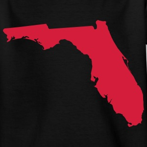 florida usa Børne T-shirts - Teenager-T-shirt