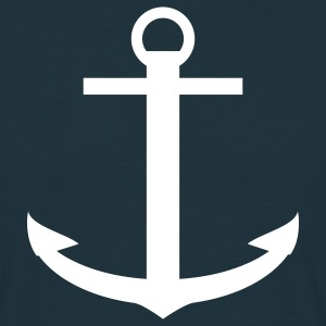 Anchor Boat Ship T-Shirts - Men's T-Shirt