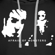 Design ~ Afraid of Monsters Hoodie