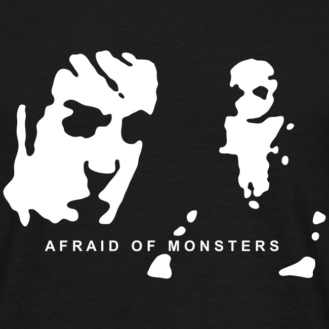 Afraid of Monsters T-shirt