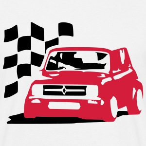 Racing Clubman T-Shirts - Men's T-Shirt