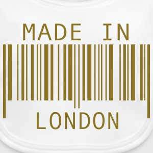 Made in London Accessories - Baby Organic Bib