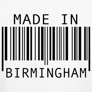 Made in Birmingham T-Shirts - Women's Organic T-shirt