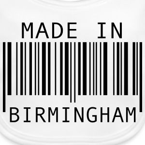 Made in Birmingham Accessories - Baby Organic Bib